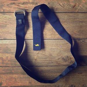 Polo Ralph Lauren Ribbon Belt